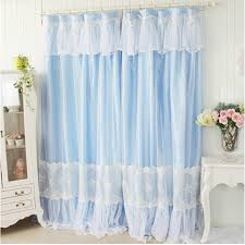 aliexpress com embroidery bedroom curtain lace living room 2 layers curtains window screening valance cortinas wedding decoration customized from