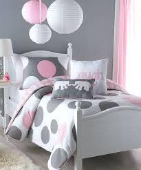polka dot comforter set narrow gray and pink black white queen