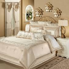 fascinating design bed king size with luxury comforter sets