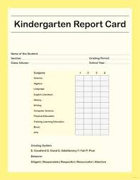 Free Report Card Templates | Download Ready-Made | Template.net