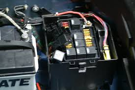trunk fuse box and relays jaguar forums jaguar enthusiasts thanks much 99 more issues to go i do have a code reader actually three but they are on a slow boat in the middle of the ocean all the rest