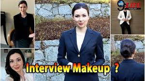 job interview makeup do s and don ts career guide lifetyle