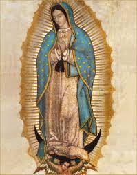 Virgen De Guadalupe Embroidery Design Virgen De Guadalupe Southern Señora