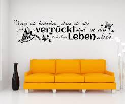 Wandtattoo Spruch Leben Wandsticker Zitate Zitat Weisheit Mark Twain