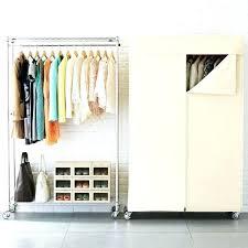 portable closet organizer portable closet with shelf clothes rack closet organizer storage rack portable portable storage