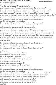Love Song Lyrics For Hey Soul