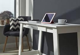 painted office furniture. Trestle Style. Teknik Office - Desk Painted Furniture