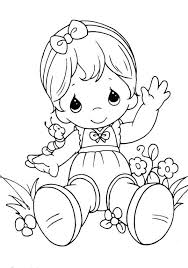 Small Picture Its A Baby Girl Coloring Pages Coloring Pages