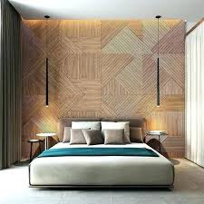 wall paneling ideas wood paneling walls ideas modern and creative bedroom design featuring wooden panel wall