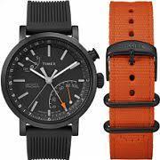 "timex watches men s timex expedition watch shop comâ""¢ mens timex indiglo metropolitan activity tracker bluetooth hybrid smartwatch watch twg012600"