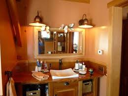 bathroom lighting ideas photos. 28 Rustic Bathroom Lighting Ideas Photos M