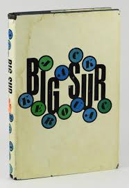 Big Sur By Jack Kerouac First Edition Fonts In Use