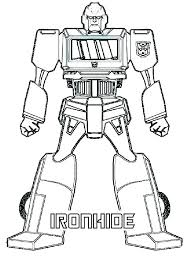 Transformers Coloring Pages Bumblebee Bumble Bee Transformer