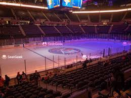 Nassau Coliseum Seating Chart Hockey New York Islanders Seating Chart Map Seatgeek