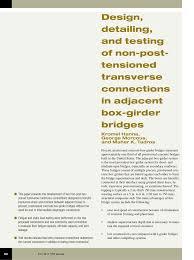 Pci Bridge Design Manual Pdf Pdf Design Detailing And Testing Of Non Posttensioned