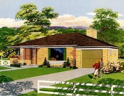 american dream house retro home