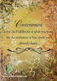 Christian Quotes On Contentment