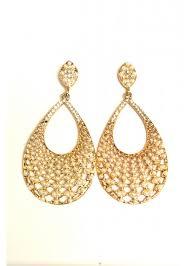 ce057 pair dangler drop earring