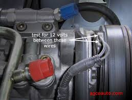 agco automotive repair service baton rouge la detailed auto a voltmeter is used to test the air conditioner clutch