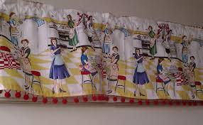 Plaid Kitchen Curtains Valances Kitchen Curtains Etsy
