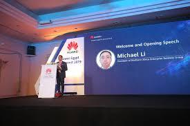 Huawei Egypt FSI Summit 2019 ...