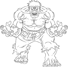 Search through 51976 colorings, dot to dots, tutorials and silhouettes. Hulk To Color For Children Hulk Kids Coloring Pages