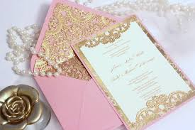 pink and gold wedding invitations plumegiant com Gold Wedding Invitation Ideas pink and gold wedding invitations to inspire you how to make the wedding invitation look adorable 1 gold wedding invitation ideas