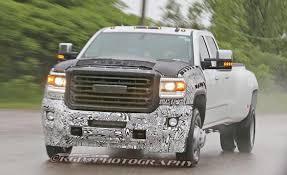 Spied: 2017 GM Heavy Duties - PickupTrucks.com News