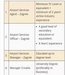 Good Qualifications For A Job What Are The Qualifications Needed For An Emirates Ground