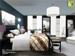 sims 3 cc furniture. Ritchie Bedroom Found In TSR Category Sims 3 Adult Sets Cc Furniture