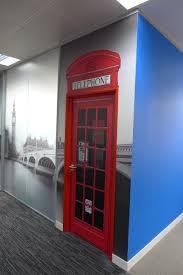 Door Wraps Interior Graphics