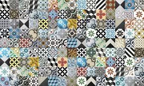 patchwork random color