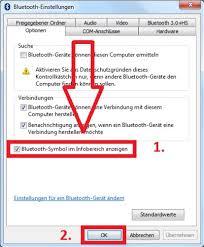 Windows 7 Bluetooth Einstellungen Verschwunden Was Tun Chip