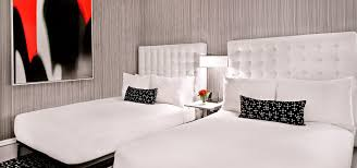 wellington hotel deluxe double. Moderne Hotel NYC Theater District Deluxe Double Room Wellington
