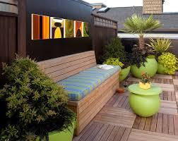 outdoor wall decor ideas small apartment