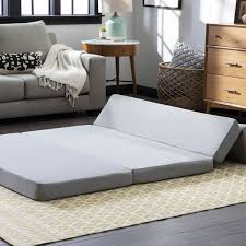 LUCID 4-inch Gel Memory Foam Folding Mattress - Free Shipping Today -  Overstock.com - 17915334