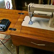 1960 Singer Sewing Machine Cabinet