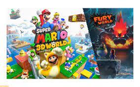 Switch マリオ 3d ワールド