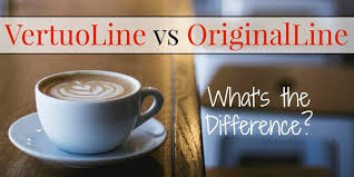 Nespresso Vertuoline Vs Original Whats The Difference