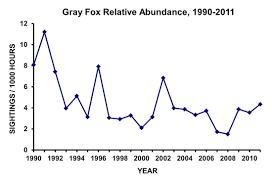Population Gray Fox