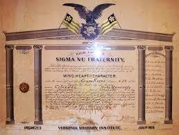 en gk original charter 05 sigma nu s