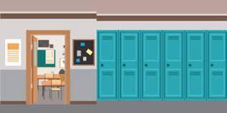 Open classroom door Office Cartoon Empty School Interior And Open Door In Classroom Flat Vector Illustration Stock Illustration Dreamstimecom Classroom Door Stock Illustrations 322 Classroom Door Stock