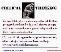 The Critical Thinking Skills Cheatsheet  Infographic  Rosie s Nurse Corner   WordPress com