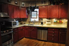 Small Picture Cherry Cabinets Kitchen More White Subway Tile With Cherry