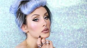 hipster cinderella makeup tutorial carnevale 2017 you