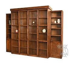bookcase murphy bed custom built library wall bed with bookshelf storage watch demo choose bookcase bookcase murphy bed