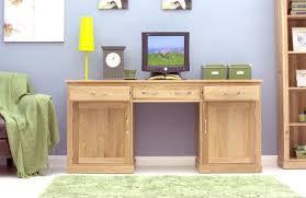 picture mobel oak large hidden office. Mobel Oak Large Hidden Office Twin Pedestal Desk Picture