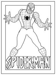 Small Picture Free Printable Spiderman Coloring Pages For Kids colorist