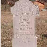 Mary Polly Barrett (1783–1854) • FamilySearch