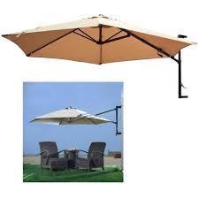 wall mounted patio umbrella uk ideas
